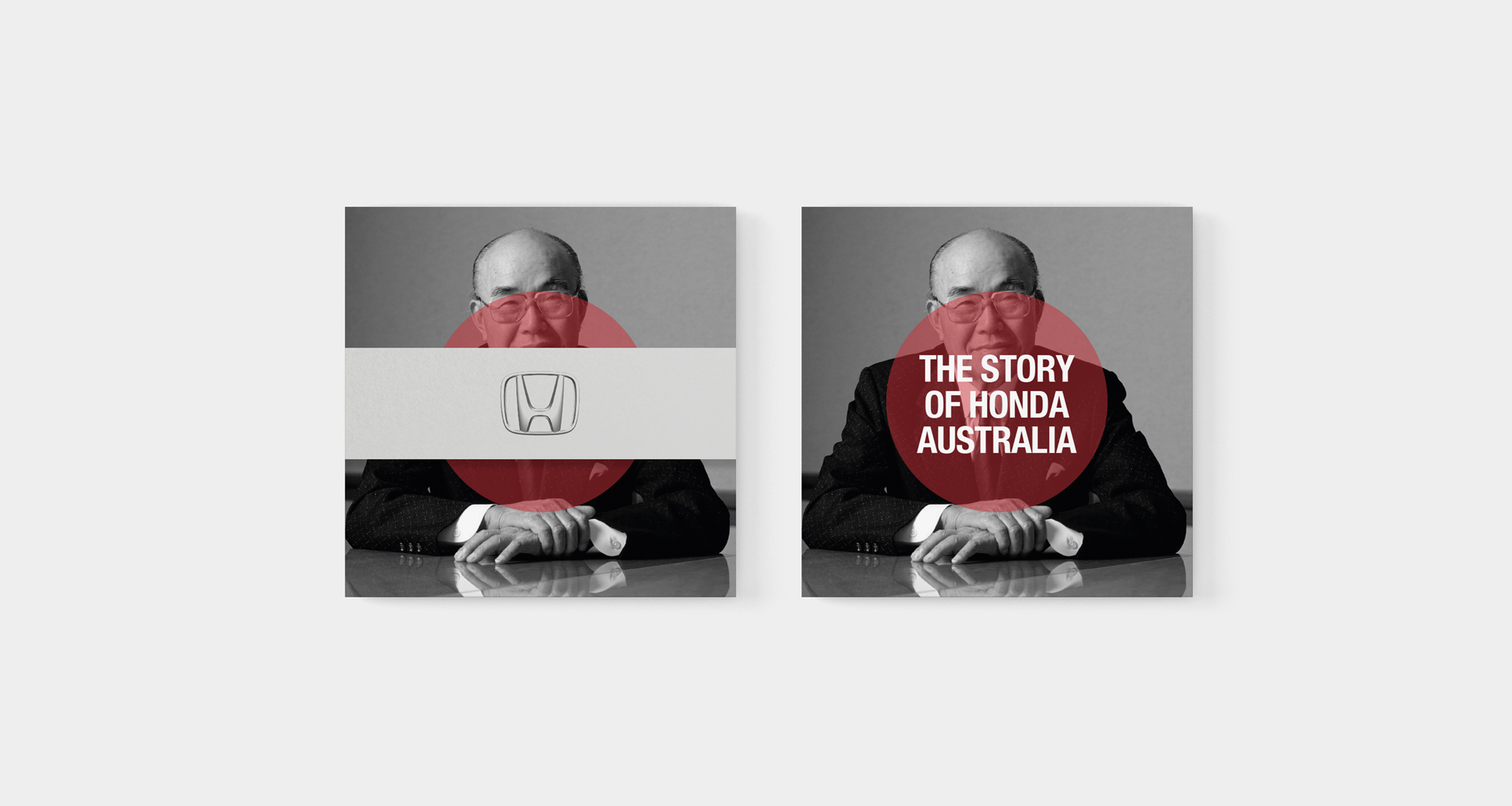 Honda Australia - Print Design and Production